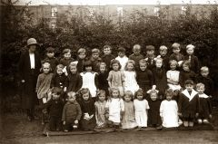 Netherton School in about 1923
