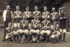 Netherton Football Team in 1921