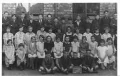 Bedlington Catholic School 1928