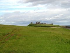 Dunstanborough Castle