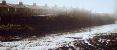 Netherton Colliery Houses 1957