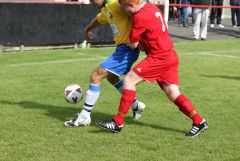 Bedlington Terriers vs Garforth Town