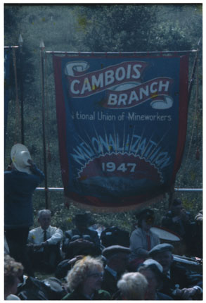 1961 Cambois Banner