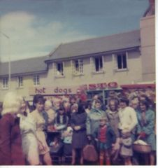 1970 Front Street Miners Picnic