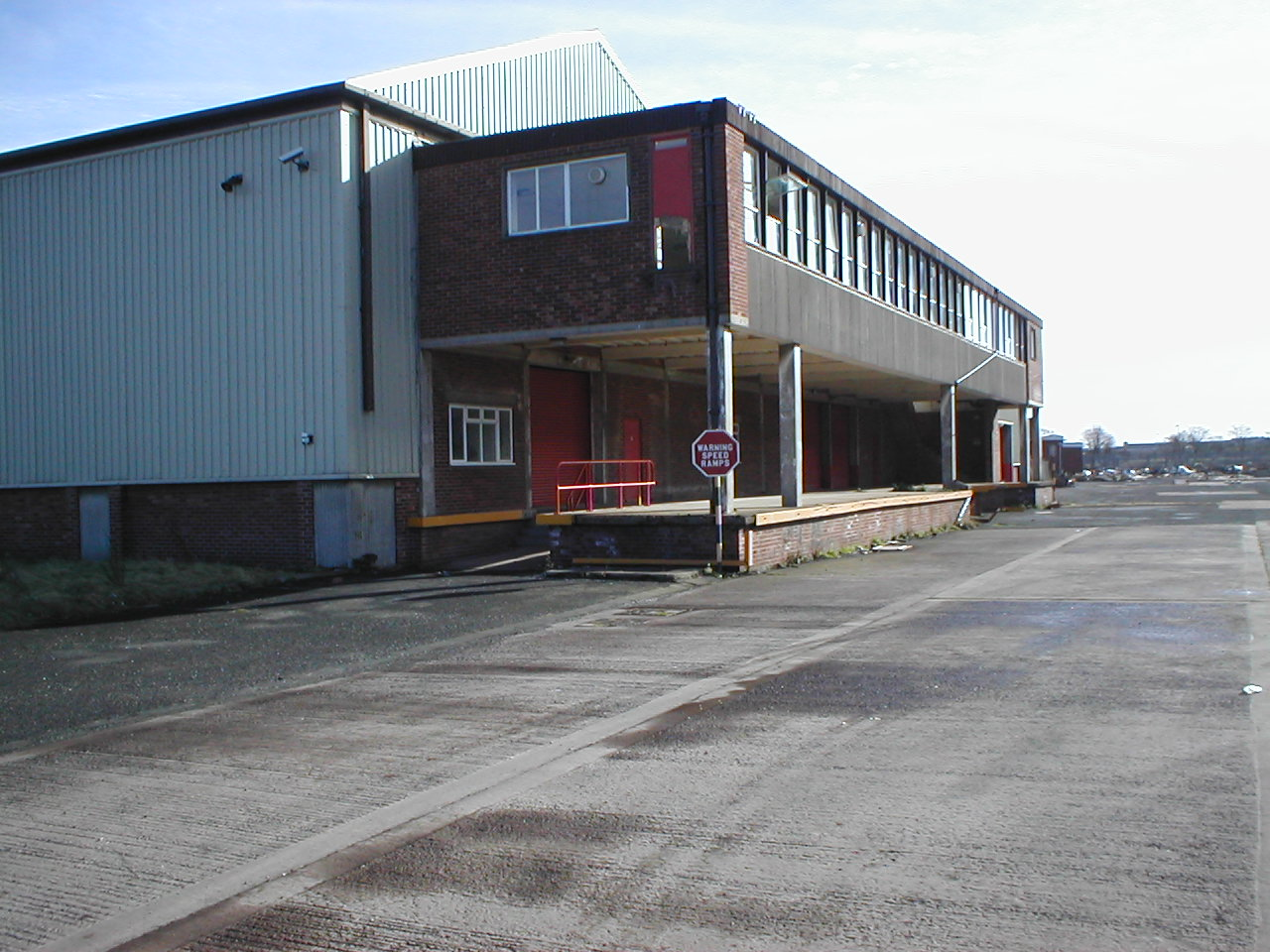 The Ashington workshops