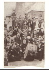 Netherton Colliery band 1897