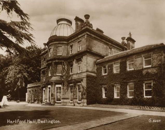 Hartford Hall 1940