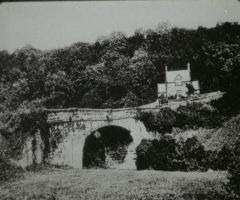 Bedlington Bridge 1899 - 1905