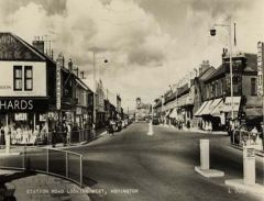 Station Road, Ashington 1959.JPG