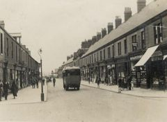 Station Road, Ashington 1930.JPG