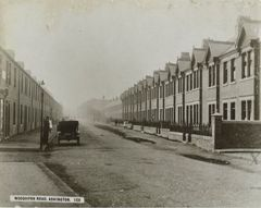 Woodhorn Road, Ashington 1915.JPG
