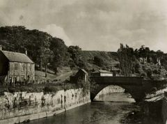 Furnace Bridge, Bedlington 1958.JPG