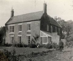 Old Rectory Sheepwash 1955.JPG