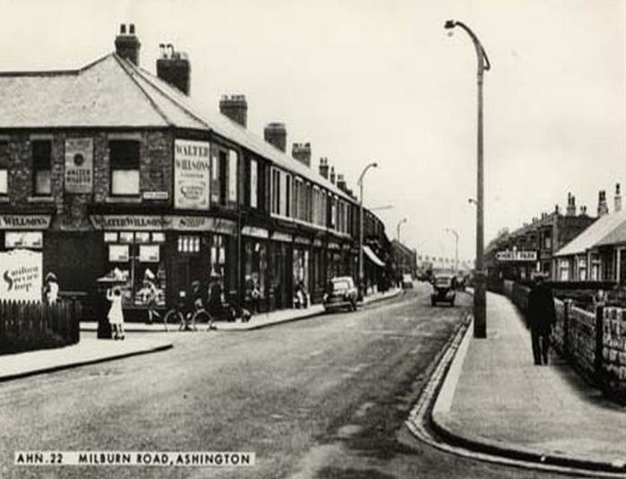 Old Ashington Photo`s