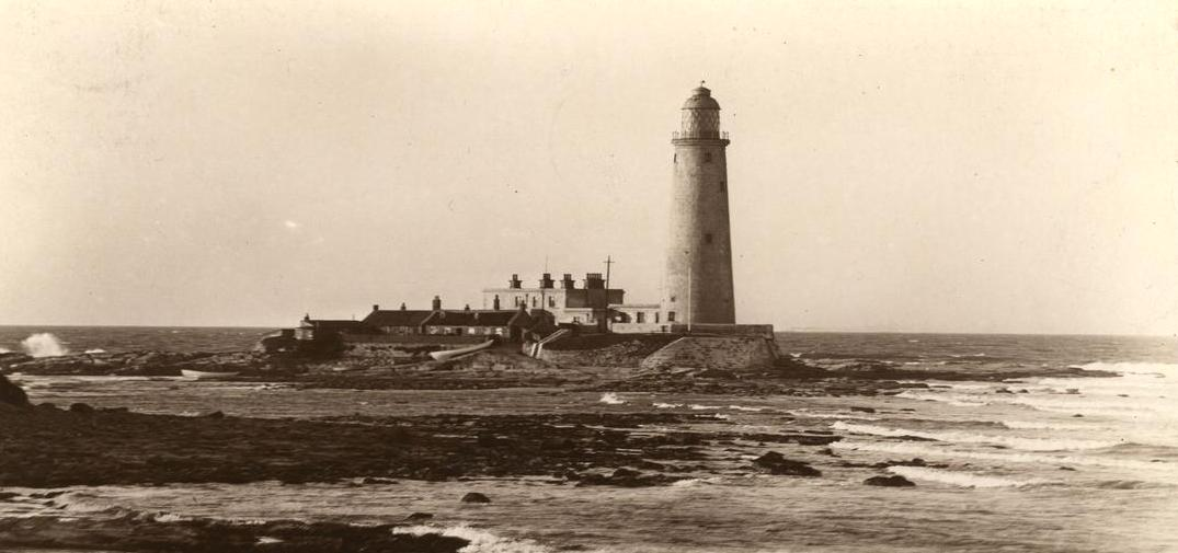 St Mary's Island, Whitley Bay 1934.JPG