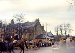Morpeth Hunt, 1965