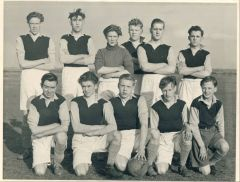 Burton Foster Unknown Football team