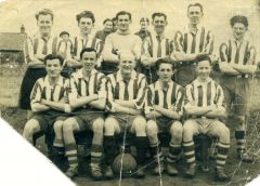Burton Foster Unknown Football team 2