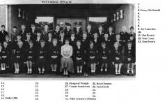 Westridge1959-60 with names