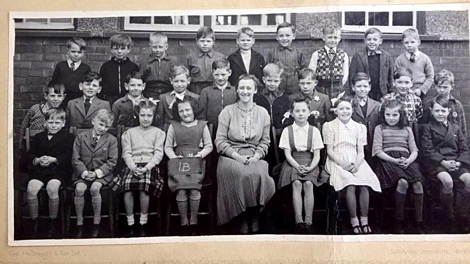 c1952 Top End Council School
