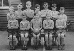 Football team1952-1953 season