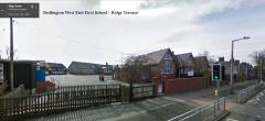 Bedlington West End school 2009