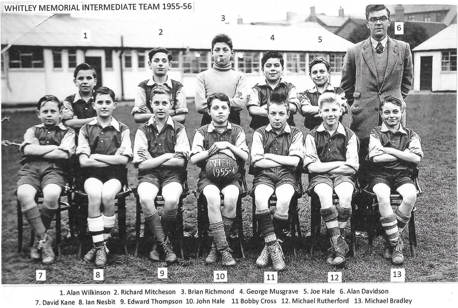 1955-56 Intermediate Team