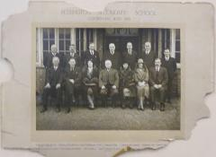Governing Body 1931