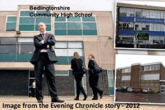 Bedlingtonshire High School 2012