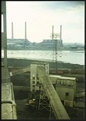 CAMBOIS POWER STATION-FROM THE HEADGEAR