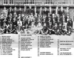 1965 year 5 - End of term - some named