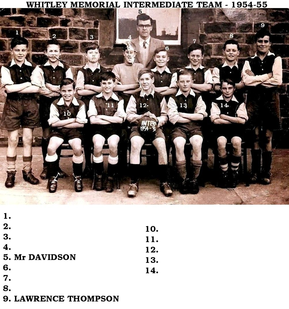1954-55 Intermediate Team