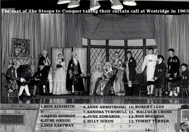 1963 - She Stoops to Conquer