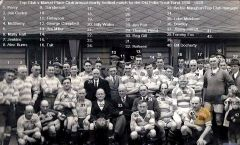 Top Club v Bottom Club 1938-39 Old Folks treat
