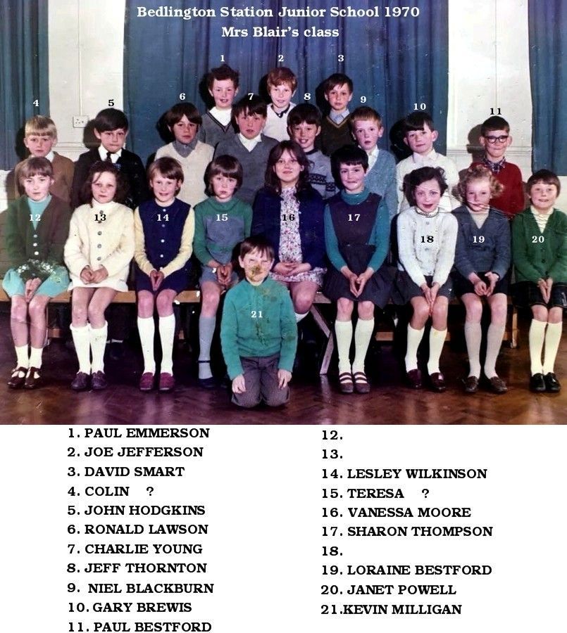 1970 Mrs Blairs Class named.jpg