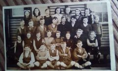 Barrington school 1948