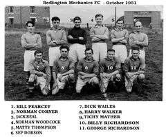 Bedlington Mechanics FC