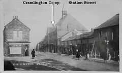 Cramlington Co-op Bed Station postcard Anne Crosby.jpg