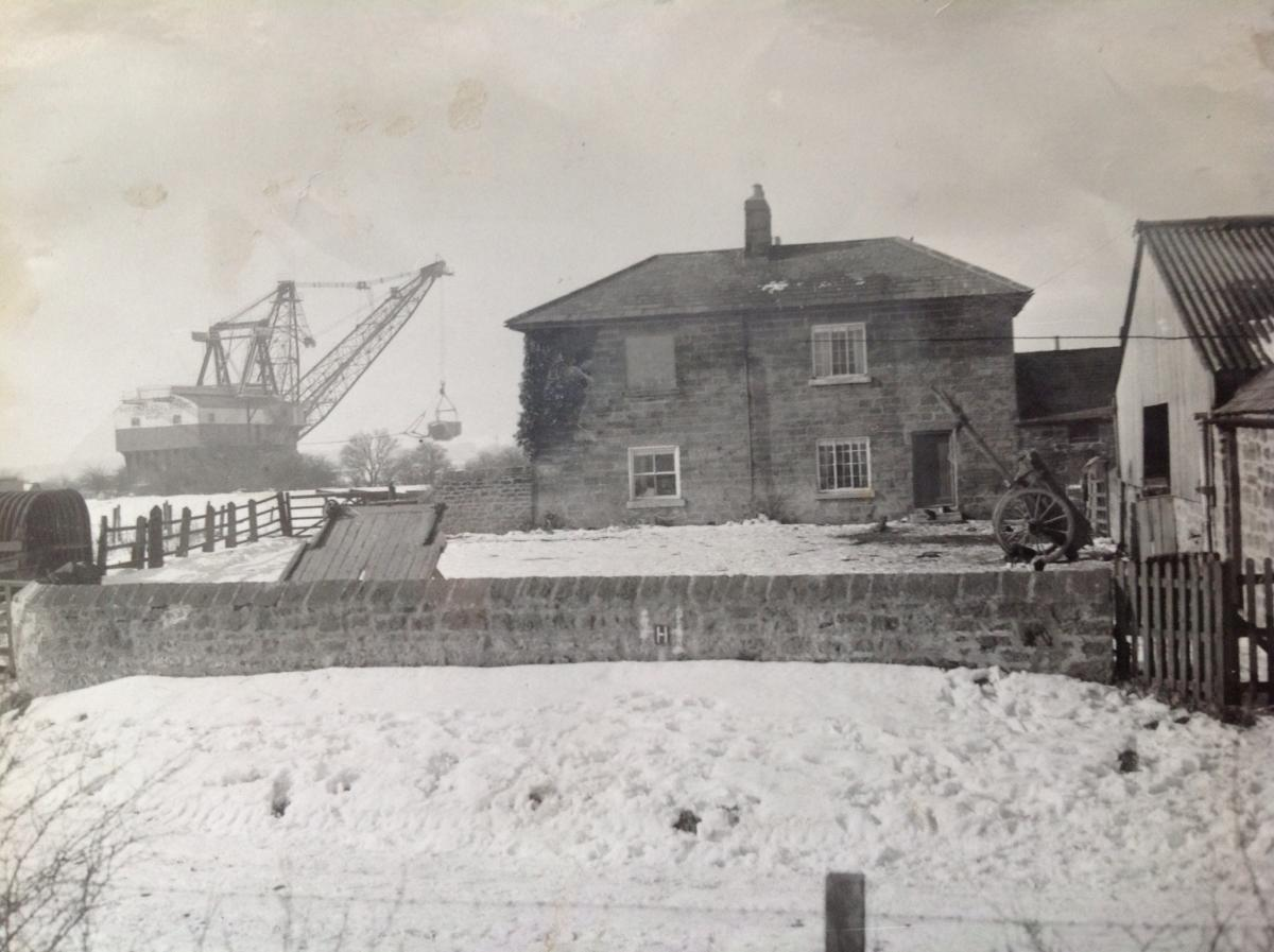 The old broadway house farm history hollow bedlington for Broadway house