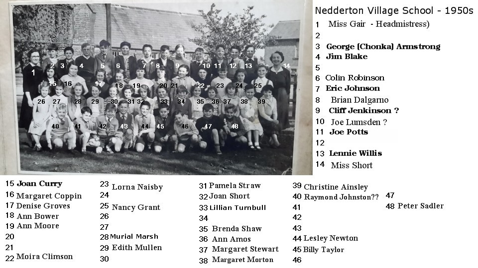 Nedderton school 195n with names2.jpg