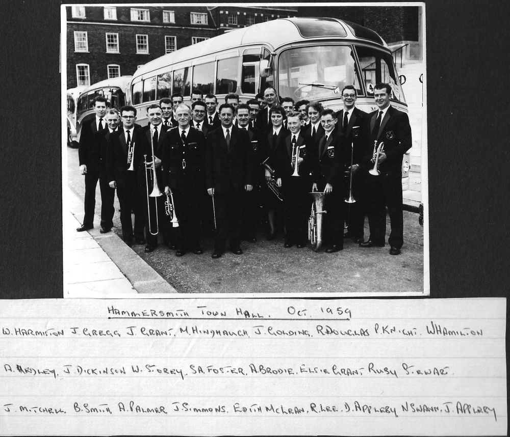Netherton Band 1959 in London National Finals.jpg