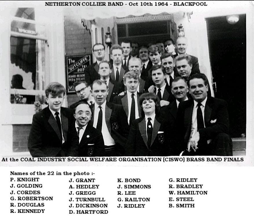 Netherton Coliery band 1969 Blackpool with names.jpg
