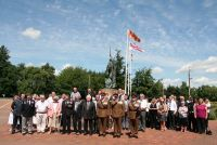 Read more about Flag raised to mark Armed Forces Week