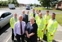 Read more about Cowpen Road improvement scheme complete
