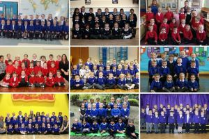 Read more about 1000 happy reception children in Newcastle & the North East pictured in their very first class
