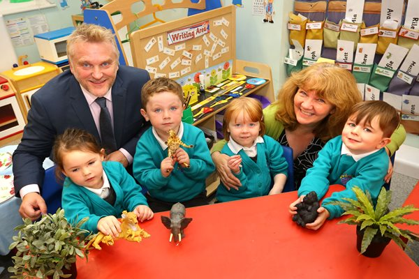 Funding secures more spaces for 30 hours free childcare