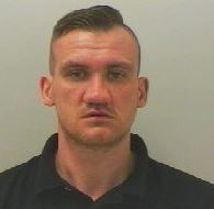 One Man Six Month Crime Spree Ends Behind Bars
