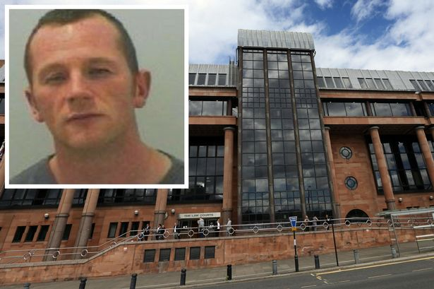 Control freak who attacked partner after complaining his breakfast wasn't ready is jailed