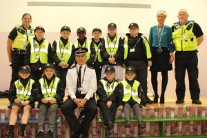 Read more about Mini Police go from strength to strength as new recruits enroll