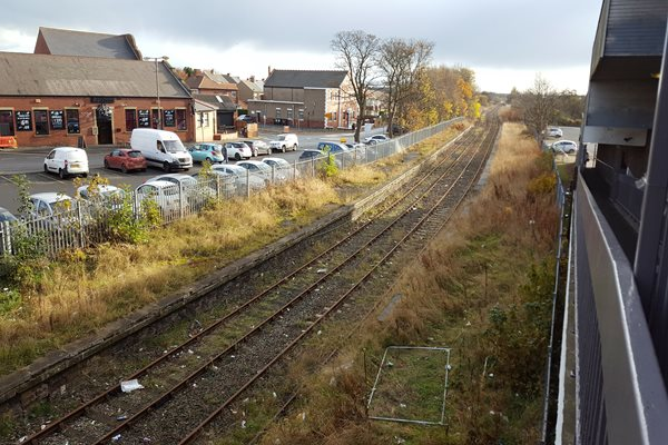 Council welcomes government support on rail line